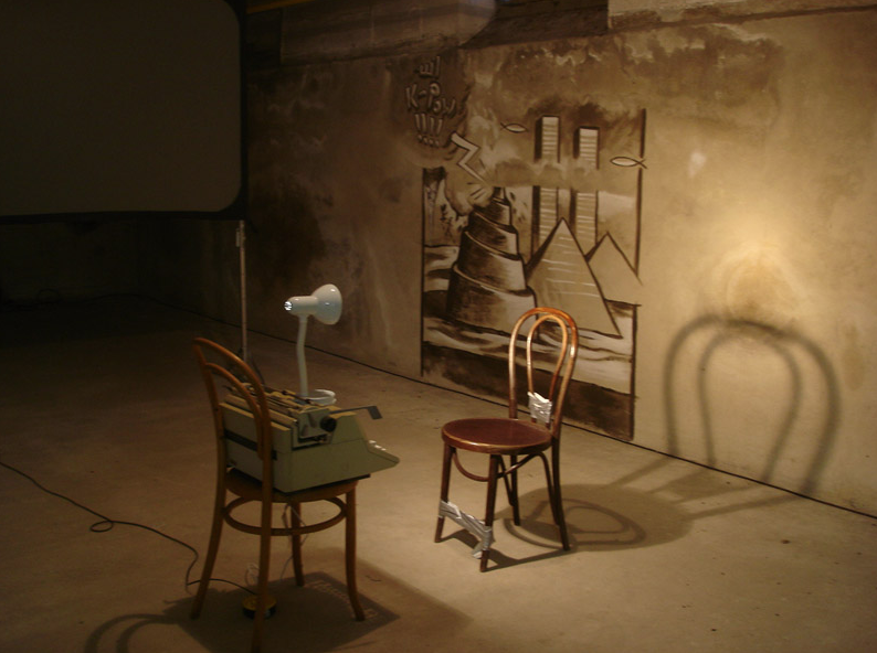 Damir NIKSIC, installation en contruction